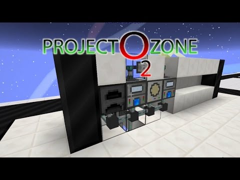 Project Ozone 2 Kappa Mode - WIRELESS CRAFTING TERMINAL [E47] (Modded Minecraft Sky Block)