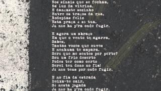 Pedro Abrunhosa - 'Já Não Há Por Onde Fugir'. Álbum 'Longe' - Vídeo Letra   Video Lyrics