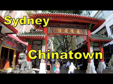 Sydney Chinatown - Sydney Australia