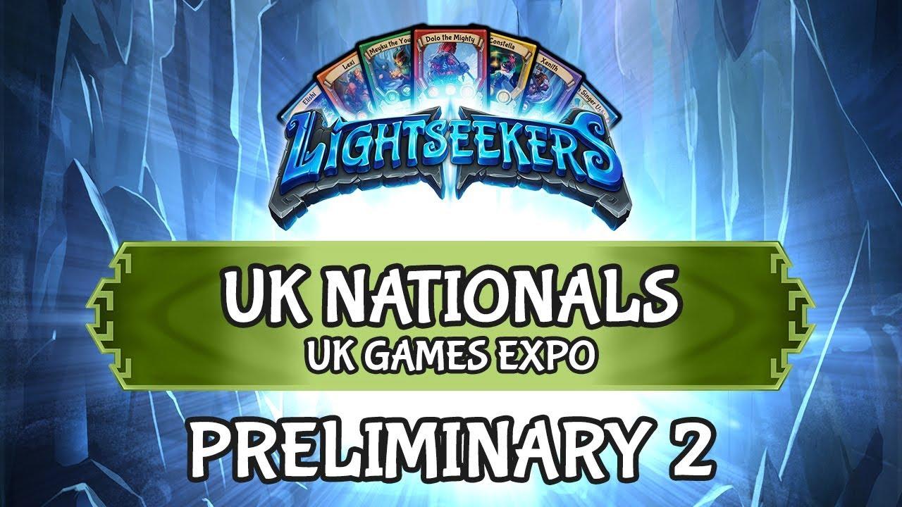 Lightseekers UK Nationals Preliminary 2