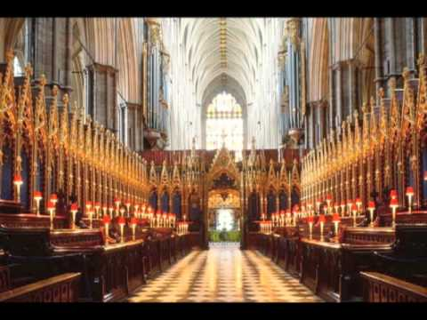 Zadok the Priest — Choir of Westminster Abbey [sent 25 times]