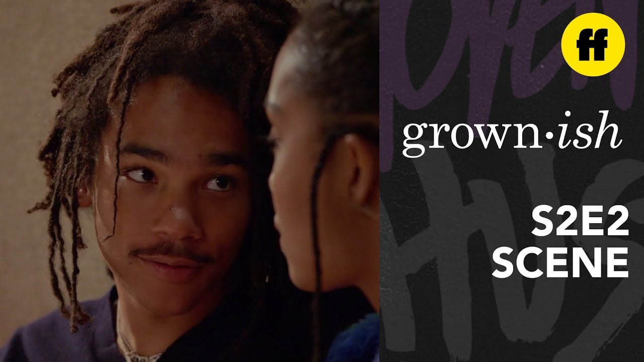grown-ish Season 2, Episode 2 | Luca Says