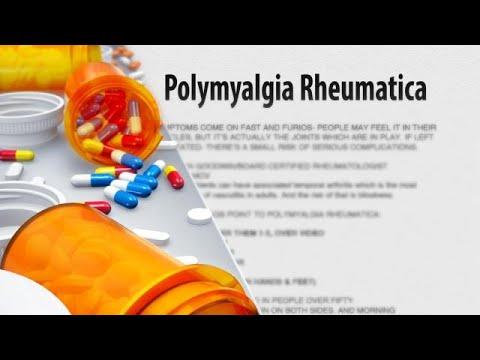 Positively Healthy: Polymyalgia Rheumatica