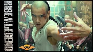 Rise of the Legend (2016) Official Trailer - Martial Arts Movies