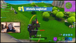 Video de JOHN WICK NUNCA SE ACHANTA / FORTNITE / BYABEEL