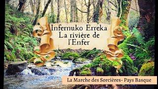 Infernuko ERREKA - La rivière de l'enfer (Zugarramurdi - Pays Basque)
