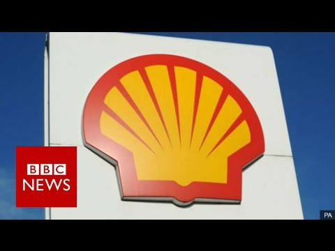 Shell admits dealing with money launderer - BBC News