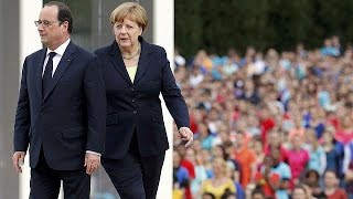 The fight for Europes soul is continuing say Merkel and Hollande