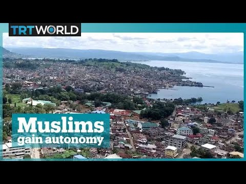 Muslim Bangsamoro people gain autonomy in southern Philippines