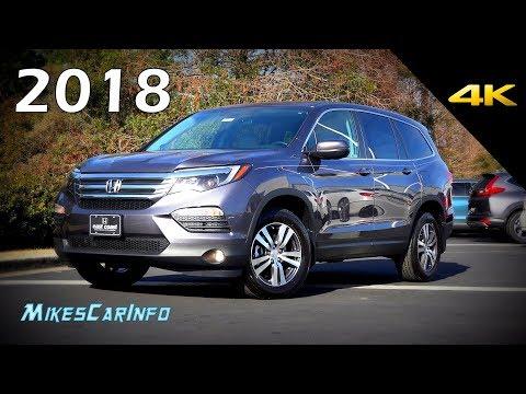 2018 Honda Pilot EX - Ultimate In-Depth Look in 4K