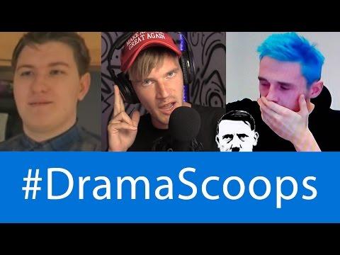 New Drama News Show: DRAMA SCOOPS! (Pewdiepie, pewdiepie, pewdiepie)