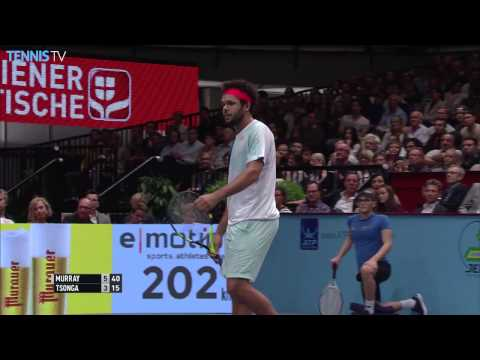 2016 Erste Bank Open, Vienna: Andy Murray v Jo-Wilfried Tsonga Final Highlights