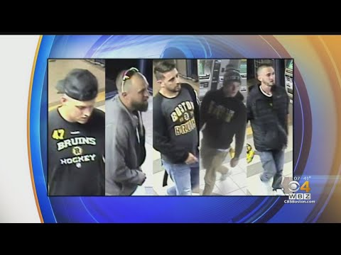 Police Seek To Question Bruins Fans After Vicious Assault