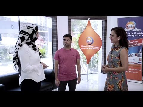 """Salaam Namaste UAE – Season 2."" at Emirates Driving Institute"