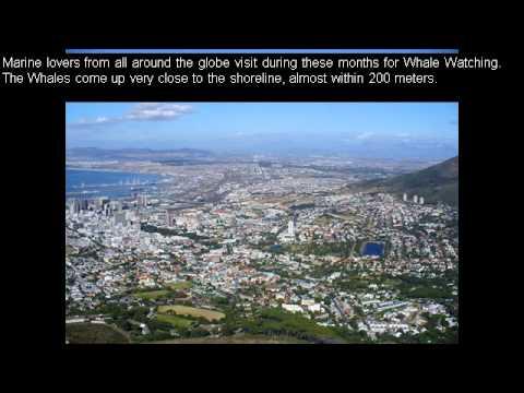 A tour to Cape Town