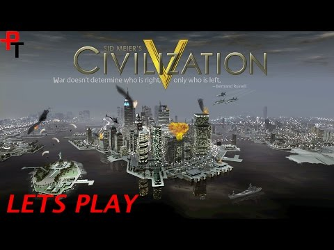 Civ 5 - Free for ALL! #6