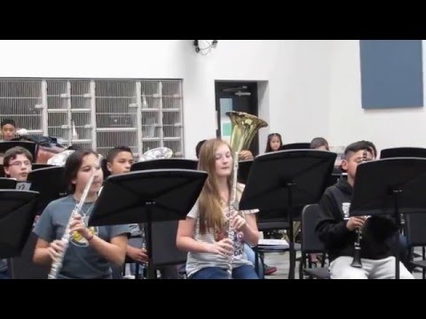 Second Song UIL Competition March 2016