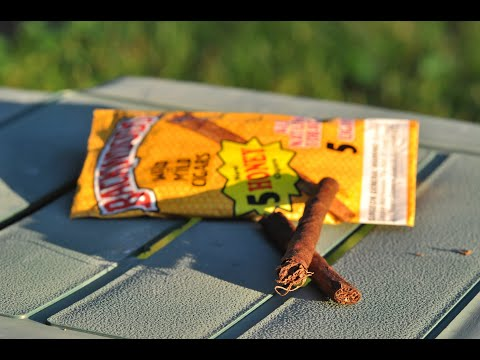 How To Roll Backwoods