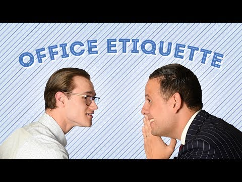 Office Etiquette 101 DOs and DON'Ts