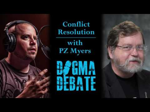 Conflict Resolution with David Smalley and PZ Myers