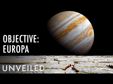 How Humans Could Live On Europa | Unveiled