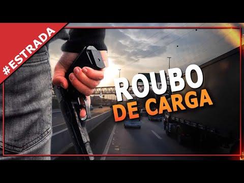 OS TIPOS DE ROUBOS À CAMINHONEIROS