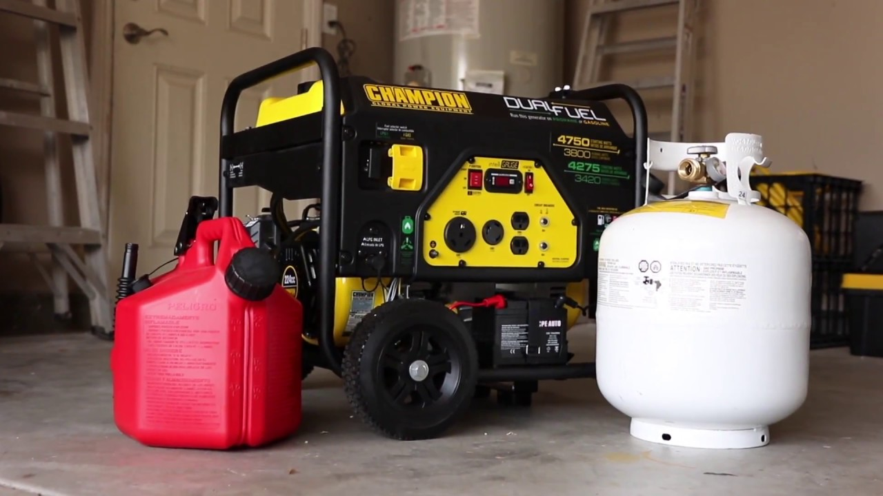 Best Portable Generator Reviews : Top 5+ Recommended