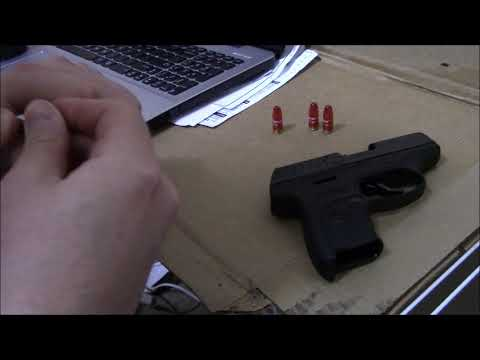 Ruger EC9S Issue Unexplained