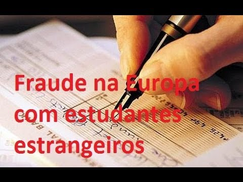 Golpe comum contra estudantes estrangeiros, au-pair na Europa - Common scam in Europe Travel Video