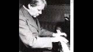 """Edwin Fischer plays Händel  """"Suite in D minor"""""""