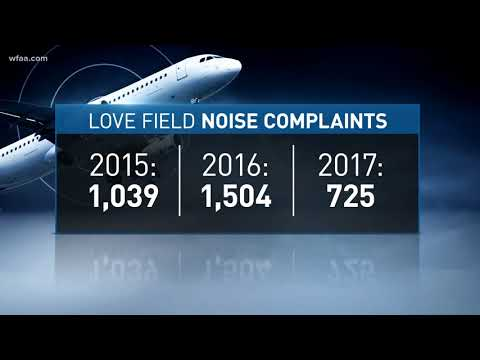 Love Field plans for noise monitoring system