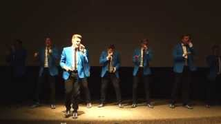 Eye to Eye (Tevin Campbell cover) - BYU Vocal Point - BYU A Cappella Jam, 25 Mar 2015