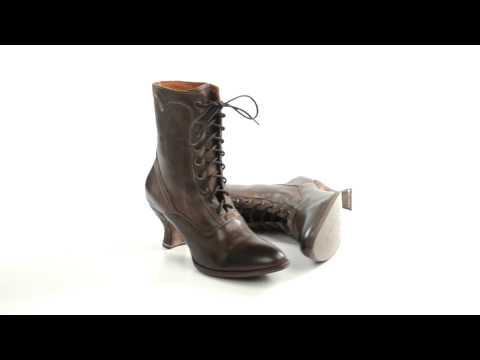 Oak Tree Farms Elizabeth Boots - Rustic Leather (For Women)
