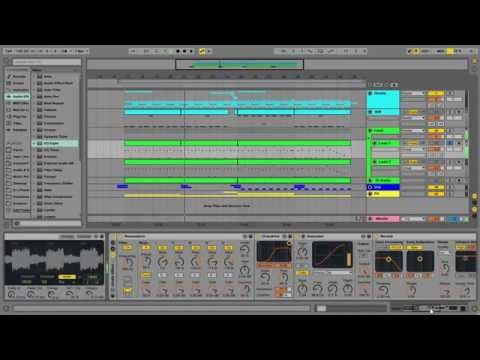 FREE TRAP Ableton Live Project File