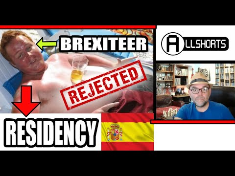 British EXPATs I mean IMMIGRANT TAX AVOIDERS in Spain are Angry 'IMPOSSIBLE' residency requirements