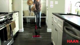 haan si a45 slim light premium steam mop