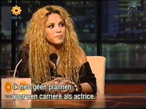 Shakira Tv Show 2002 Netherlands.mpg