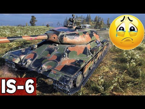 OLEWANY PRZEZ WARGAMING - IS-6 - World of Tanks thumbnail