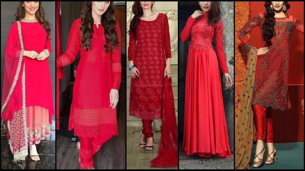 f9dc8d5e0ca7 All Red Dress Design