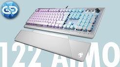 Roccat Vulcan 122 AIMO Gaming Tastatur [Hardware Review] - DIE BESTEN SWITCHES 2019