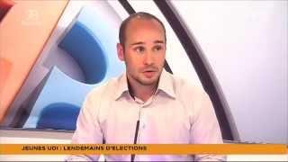 """Le 7/8 Politique – 1er congrès des jeunes UDI & Le PS face à """"l'Appel des 100"""""""