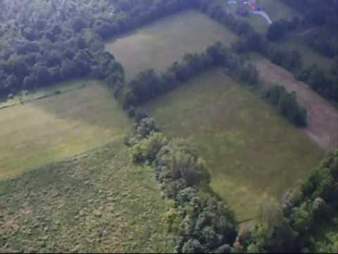 Aerial Video - June 28, 2009 Clip 1