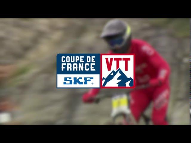 COUPE DE FRANCE VTT SKF DESCENTE - LES 2 ALPES - 14, 15 & 16 AOUT 2020