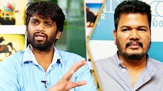 Big directors like Shankar won't want us: Theeran Animation Team, Director Interview | Karthi, 2.0