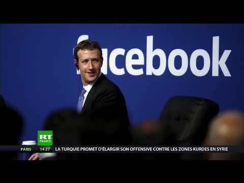 Une société aurait volé les données de millions de comptes Facebook