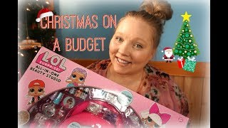 WHAT I GOT MY KIDS FOR CHRISTMAS 2018 🎄🎁 GIFTS FOR $20 OR LESS!
