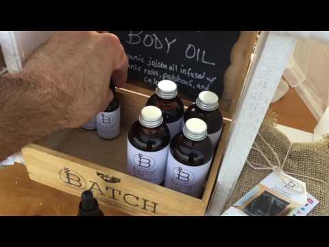 BATCH @ The Port Washington Organic Farmers Market - Setup Time!