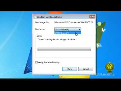 How To Burn an ISO Image In Windows 7