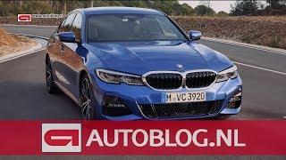 BMW 3 Serie (G20) rijtest: dé sportsedan is terug