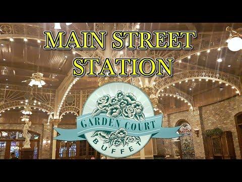 Las Vegas: Main Street Station - Garden Court Buffet Dinner Tour (2017)